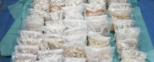 Two more Australians arrested in connection to an international $301 million MDMA bust